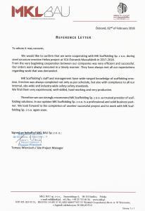 Letter of reference -MKLBAU